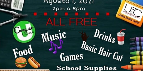 Back To School Event tickets