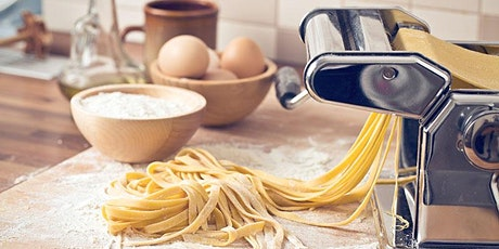 Pasta Making Party!  Complimentary Wine & 2 Sauces! tickets