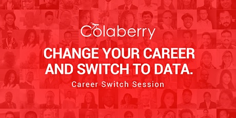 Career Switch Open House Session - August 12, 2021 tickets