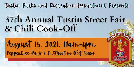City of Tustin Chili Cook-Off and Street Fair tickets