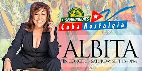 Cuba Nostalgia - Albita en Tropicana tickets