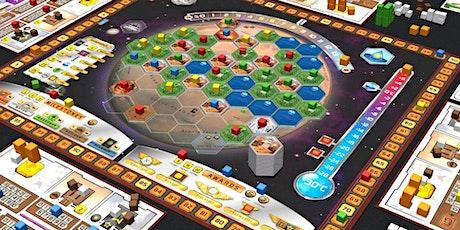 Terraforming Mars Board Game Night tickets