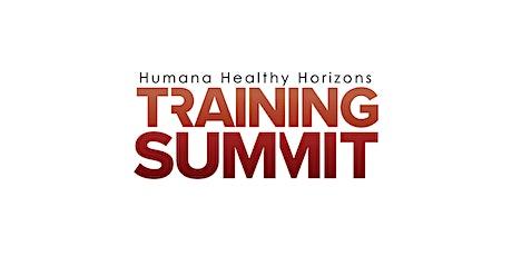 Humana Healthy Horizons Training Summit tickets