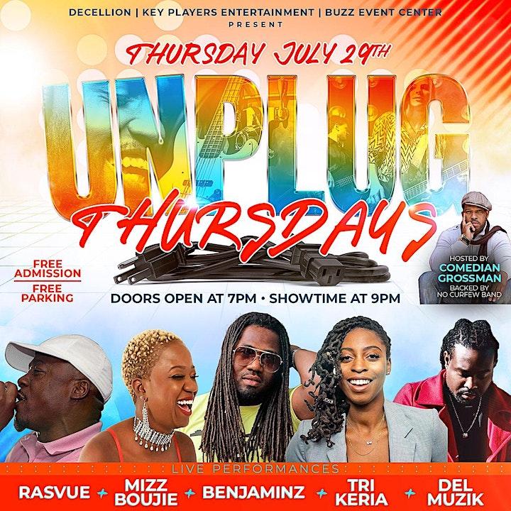 Unplug Thursdays image