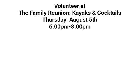 Volunteer VIBEs: Kayak & Cocktails tickets