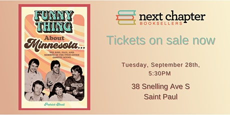 """""""Funny Thing About Minnesota"""" Patrick Strait tickets"""