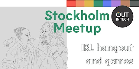 Out in Tech Stockholm Committee | Park Hangout biljetter
