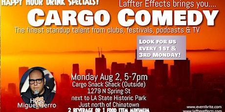 Cargo Comedy @ Cargo Snack Shack tickets