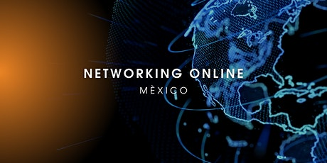 Networking Online México entradas