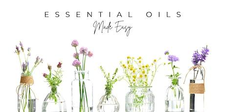 Essential Oils  101 tickets