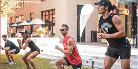 F45 Outdoor Bootcamp tickets