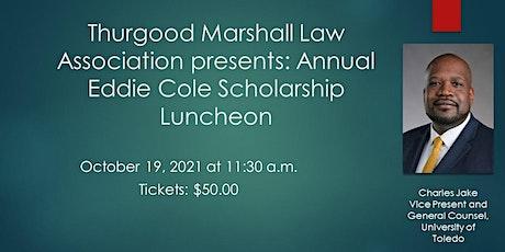 Eddie Cole Scholarship Luncheon tickets