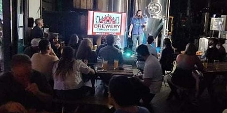 the BREWERY COMEDY TOUR at TRIANGLE tickets