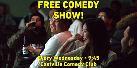 FREE Live Comedy Show @ Brooklyn's Only Comedy Club [Stand Up Comedy] tickets