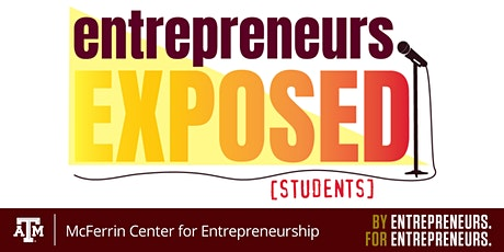 Entrepreneurs Exposed tickets