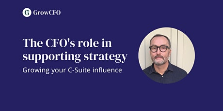 The CFO's role in supporting strategy tickets