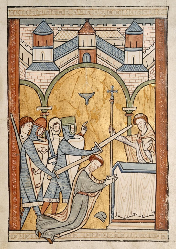 The Clarendon Lecture | Thomas Becket: From Clarendon to Martyrdom image
