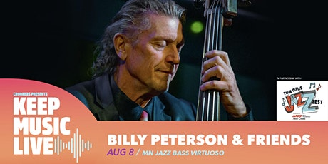 Billy Peterson and Friends - Keep Music Live Series tickets