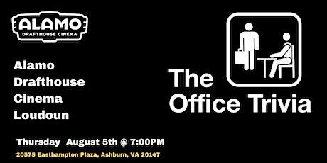 The Office Trivia at Alamo Drafthouse Cinema Loudoun tickets