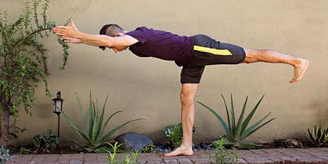 Trevor's Zoom Yoga Class, Saturday August 14th, 9:30am PST tickets