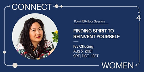 Pow-HER-Hour // Finding spirit to reinvent yourself tickets