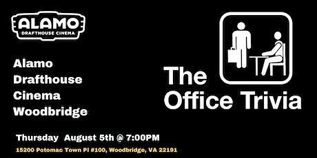 The Office Trivia at Alamo Drafthouse Cinema Woodbridge tickets