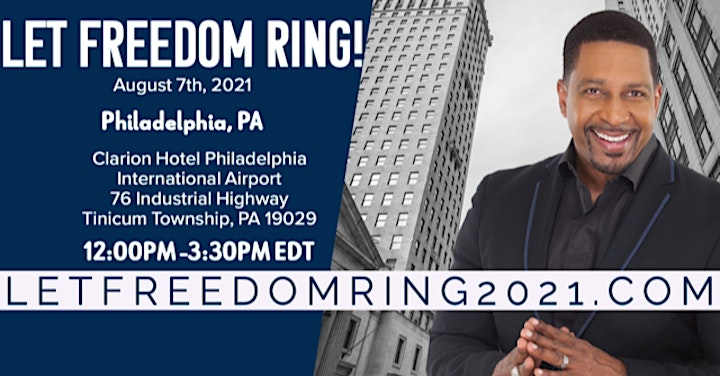 Let Freedom Ring! The Northeast/NYC-NJ Regional with Mr.Darnell Self image