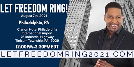 Let Freedom Ring! The Northeast/NYC-NJ Regional with Mr.Darnell Self tickets