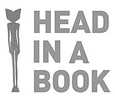 Head in a Book logo