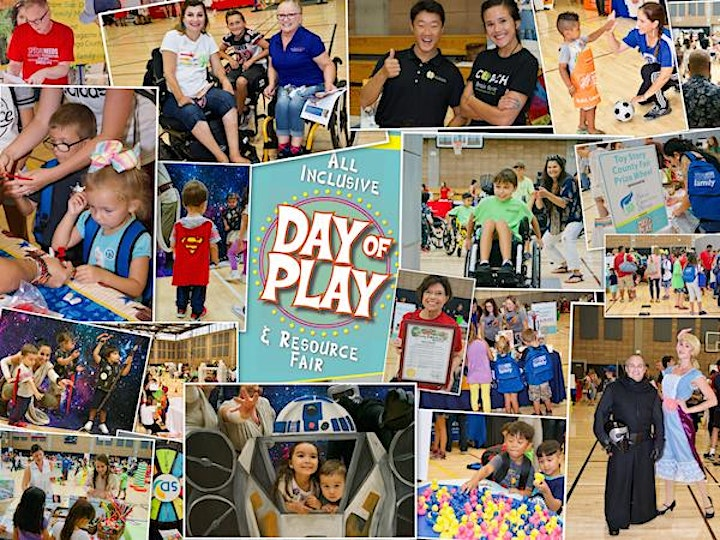 All Inclusive Day of Play & Resource Fair - FREE EVENT image