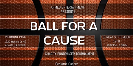 BALL FOR A CAUSE CHARITY TOURNAMENT tickets