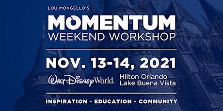 Momentum Workshop Weekend 2021 tickets