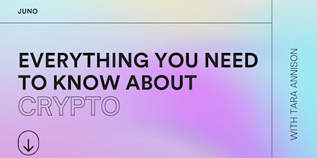 Everything You Need to Know about Crypto tickets