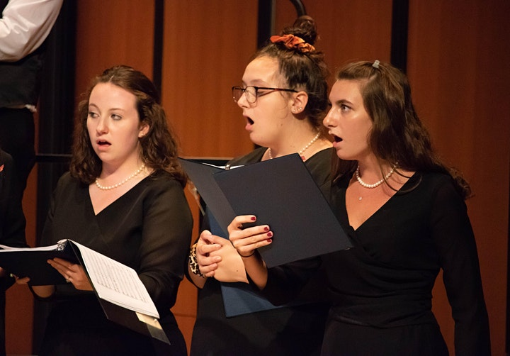 Endicott College Homecoming Friends and Family Concert image