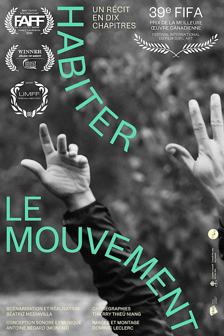 Image de Film / Movie: Habiter le mouvement