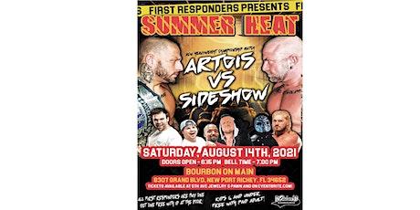 First Responders presents Summer Heat tickets