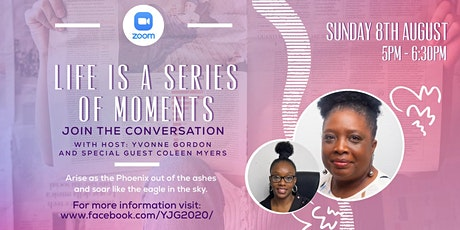 Life is a series of moments part 2 tickets