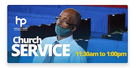 Hagley Park SDA Church Service | Service #2 tickets