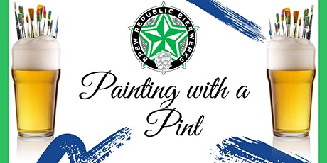 Painting with a Pint tickets