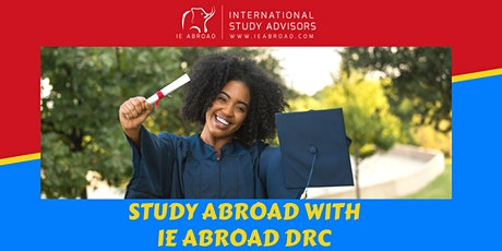 Study Abroad with IE Abroad DRC tickets