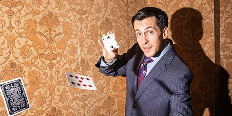 Ryan Oakes: Magician, Mentalist, and Purveyor of Mystery LIVE tickets
