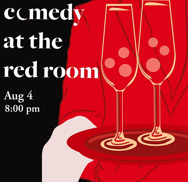 Comedy at the Red Room #6 image