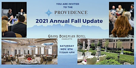 Providence Anesthesiology Associates 2021 Fall Annual Update tickets