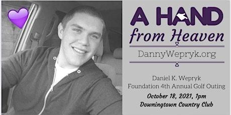 Daniel K. Wepryk Foundation 4th Annual Golf Outing tickets