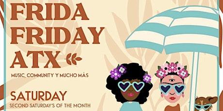 Frida Friday ATX @ Veracruz All Natural (Webberville) August tickets