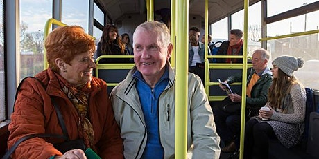 Transport in Surrey - options for older people tickets