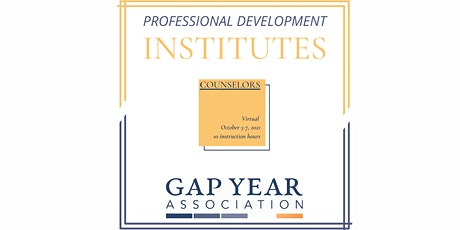 2021 GYA Counselors Institute tickets