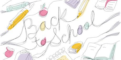 Bernadette's House's Girls Rising August Webinar: Preparing Back-to-School tickets
