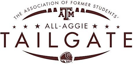 All-Aggie Tailgate vs Arkansas @ Arlington tickets