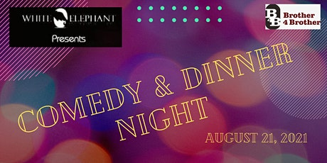 Dinner and Comedy Night tickets